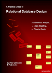 A Practical Guide to Relational Database Design
